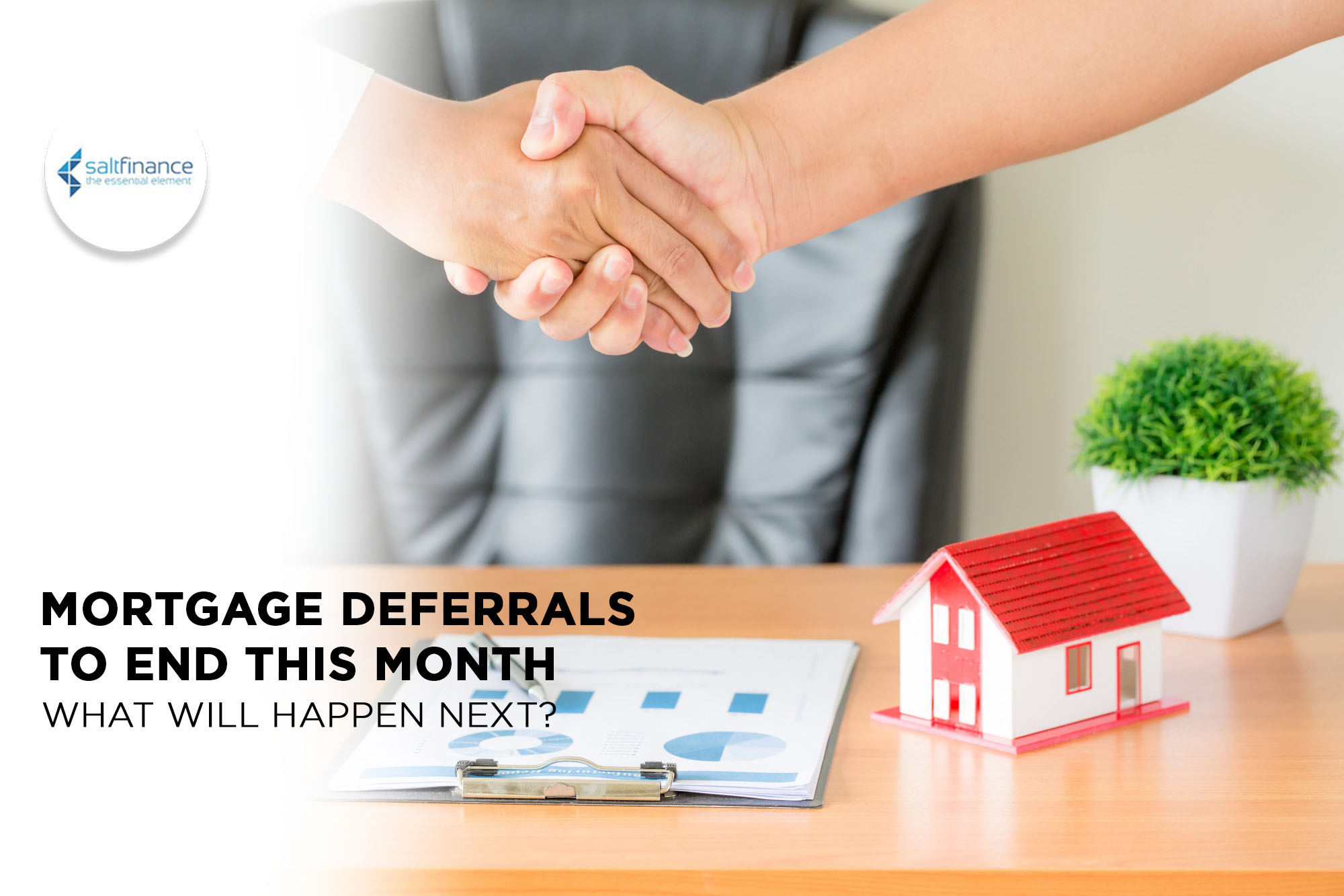 End of Mortgage Deferrals Salt Finance Mortdale